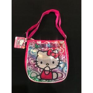 Hello Kitty Colorful Sequence Mini Bag